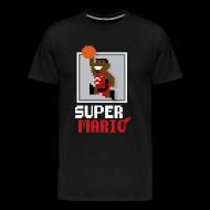 T-Shirts ~ Men's Premium T-Shirt ~ Super Mario