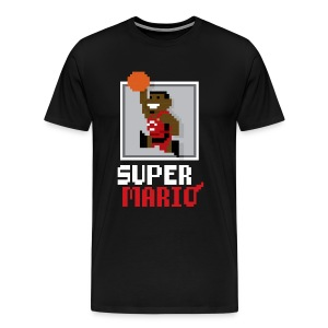 Super Mario - Men's Premium T-Shirt