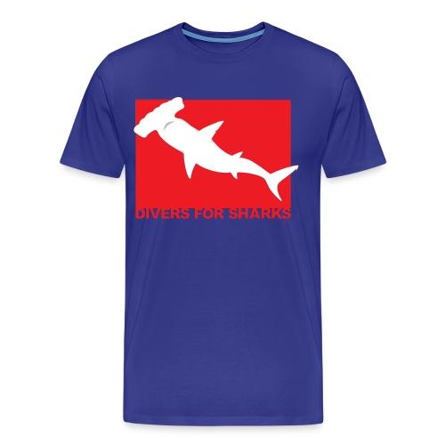 D4S Classic front  - Men's Premium T-Shirt