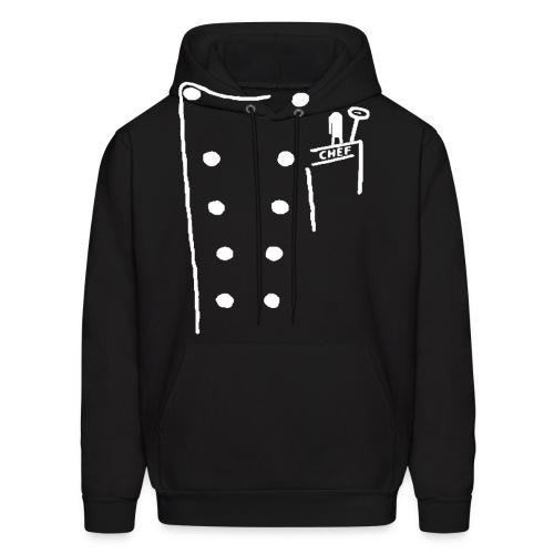 Chef Coat hoodie  - Men's Hoodie