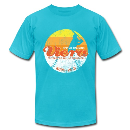 Viera - Men's Fine Jersey T-Shirt