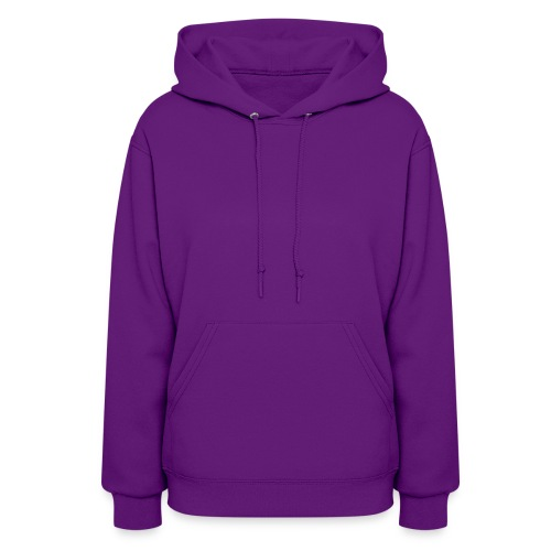 Purple Hoodie - Women's Hoodie