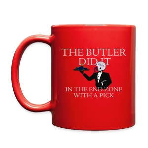 The Butler Did It - Full Color Mug