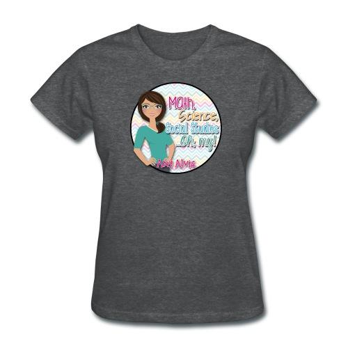 Amy's short sleeve shirt - Women's T-Shirt