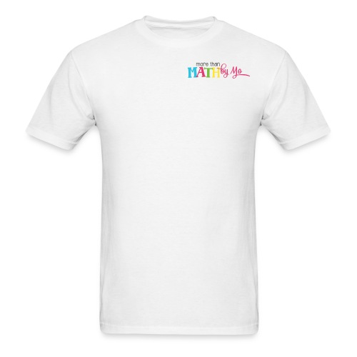 Mo Men's shirt short sleeve - Men's T-Shirt
