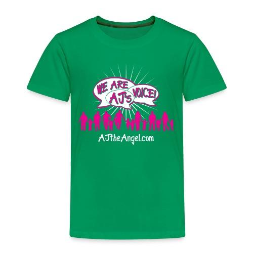 The Ali Toddler Tee - Toddler Premium T-Shirt