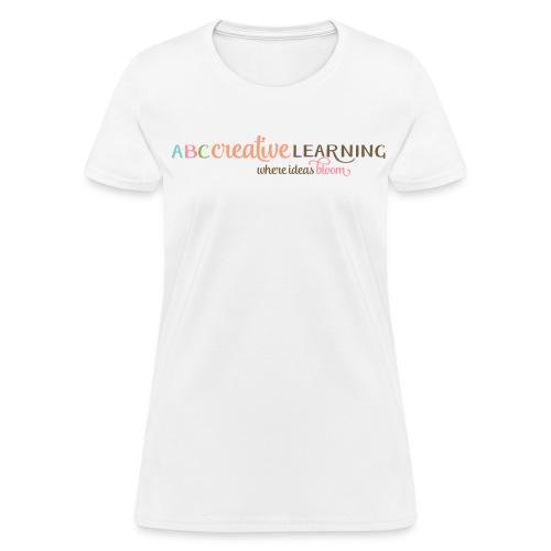 Victoria's short sleeve shirt - Women's T-Shirt
