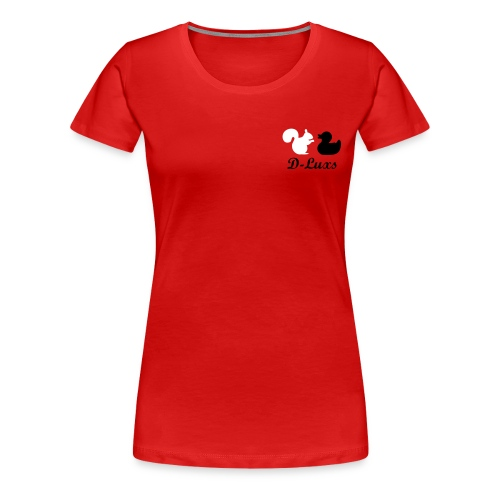 D-Luxs squirrel Female - Women's Premium T-Shirt