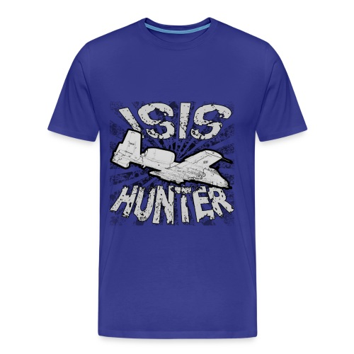 A-10 ISIS Hunter - Men's Premium T-Shirt