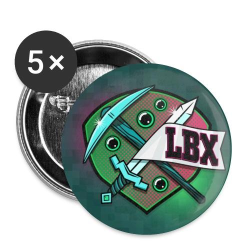 LbX Buttons - Small Buttons