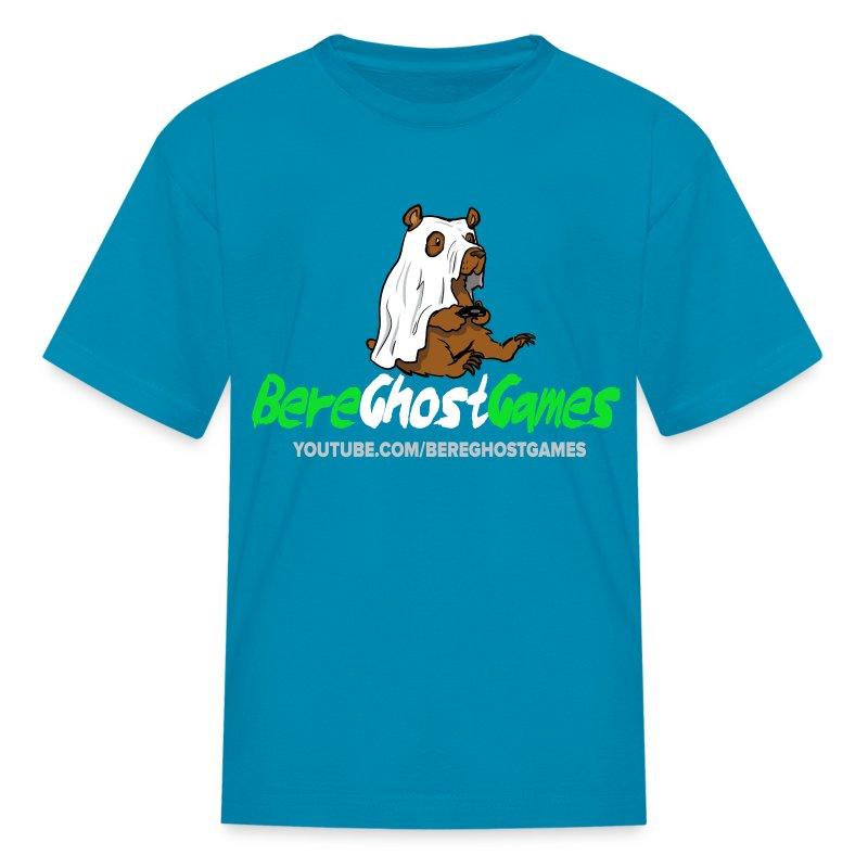 ghostbear1 - Kids' T-Shirt