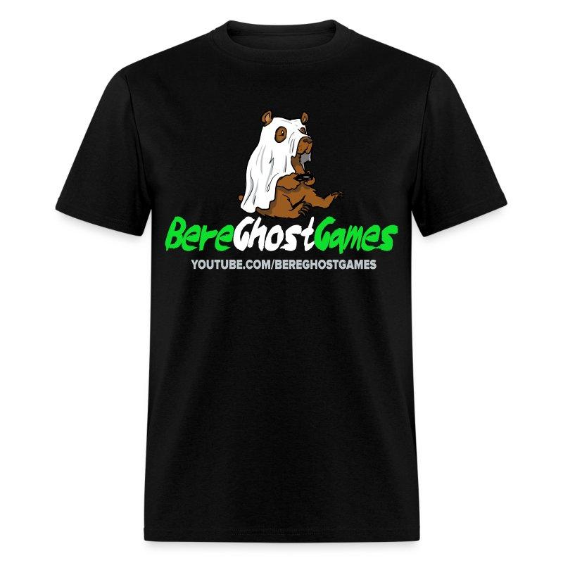 ghostbear1 - Men's T-Shirt