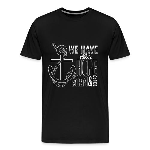 White font, 2015 t-shirt - Men's Premium T-Shirt