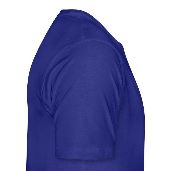 Powder Blue font, 2015 t-shirt