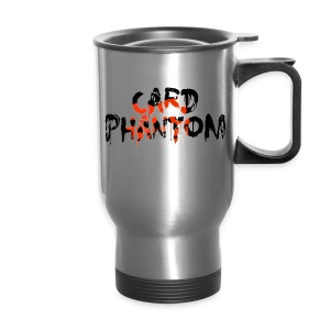 Card Phantom Thermal Travel Mug - Travel Mug