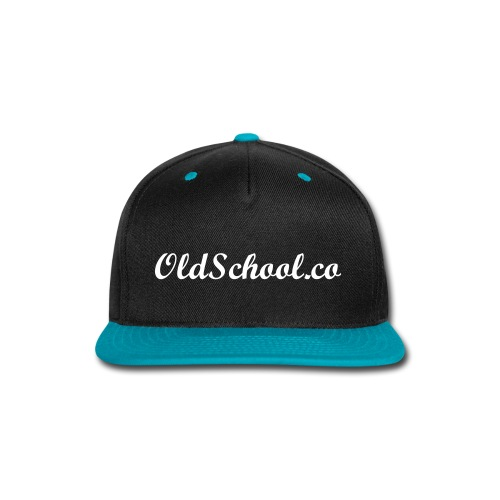 Oldschool.co hat  - Snap-back Baseball Cap