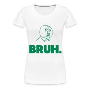 Nate McDonald Vine T-Shirt (Women) - Women's Premium T-Shirt