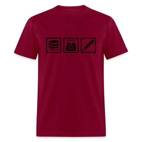 Author - Men's T-Shirt