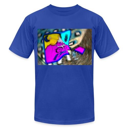 LSD BLOTTER TEE (MENS) - Men's Fine Jersey T-Shirt