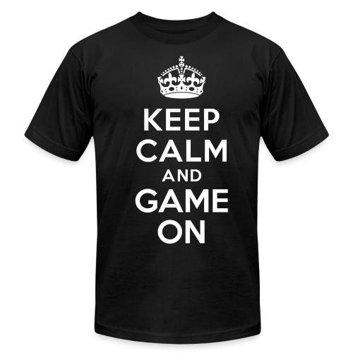Men's Keep Calm T-Shirt - Men's  Jersey T-Shirt