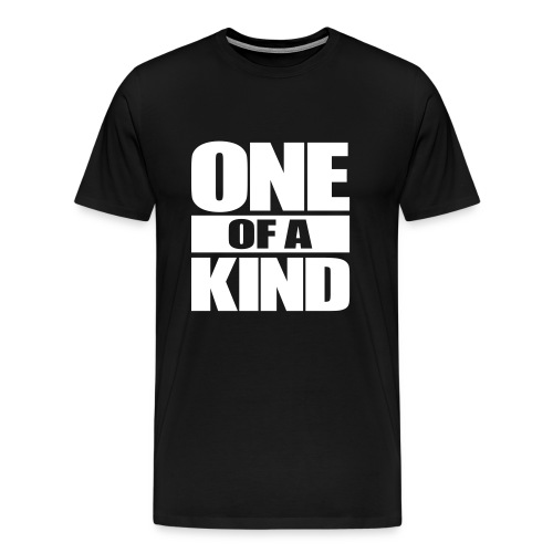 Men's OFAK Black T-Shirt - Men's Premium T-Shirt