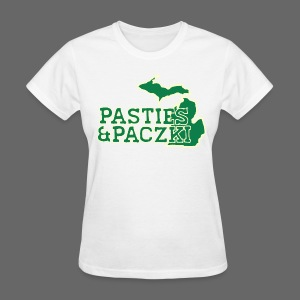 Pasties And Paczki - Women's T-Shirt