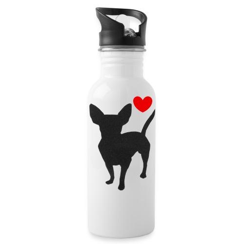 Chihuahua Love Water Bottle - Water Bottle