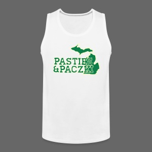 Pasties And Paczki - Men's Premium Tank