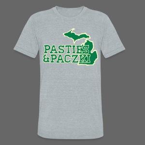 Pasties And Paczki - Unisex Tri-Blend T-Shirt