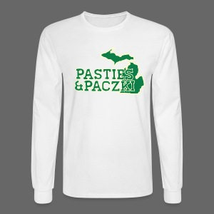 Pasties And Paczki - Men's Long Sleeve T-Shirt