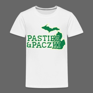 Pasties And Paczki - Toddler Premium T-Shirt