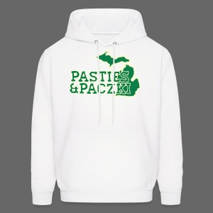 Pasties And Paczki - Men's Hoodie