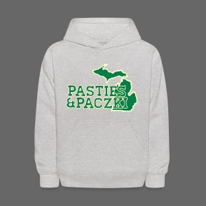Pasties And Paczki - Kids' Hoodie