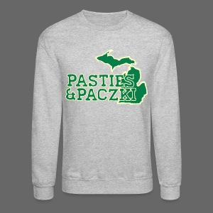 Pasties And Paczki - Crewneck Sweatshirt