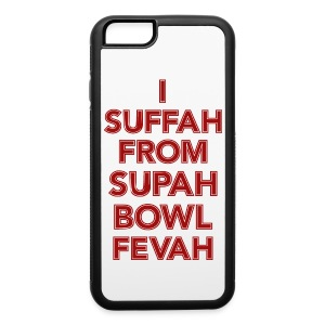Supah Fevah - iPhone 6/6s Rubber Case