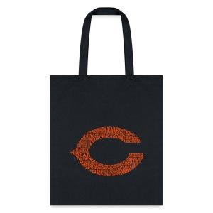C Words - Tote Bag