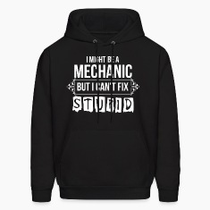 mechanic 2 Hoodies
