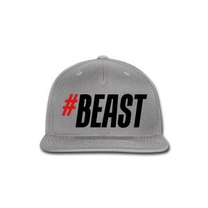 #Beast Cap - Snap-back Baseball Cap