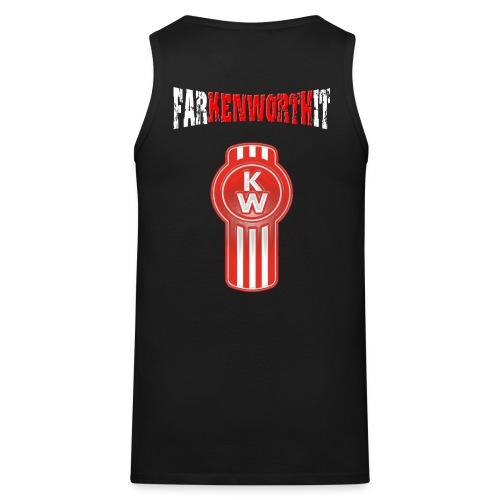 Farkenworthit Logo Tank - Men's Premium Tank