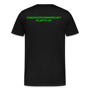 Always On - Green Extended Sizes/Colors - Men's Premium T-Shirt
