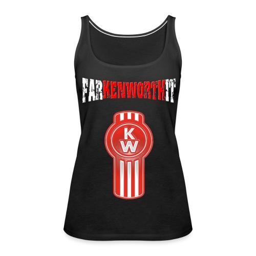 Farkenworthit Ladies Tank - Women's Premium Tank Top