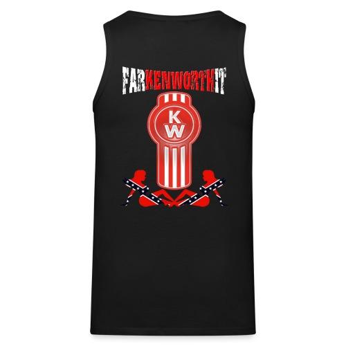 Farkenworthit Rebel Mudflap Girls - Men's Premium Tank