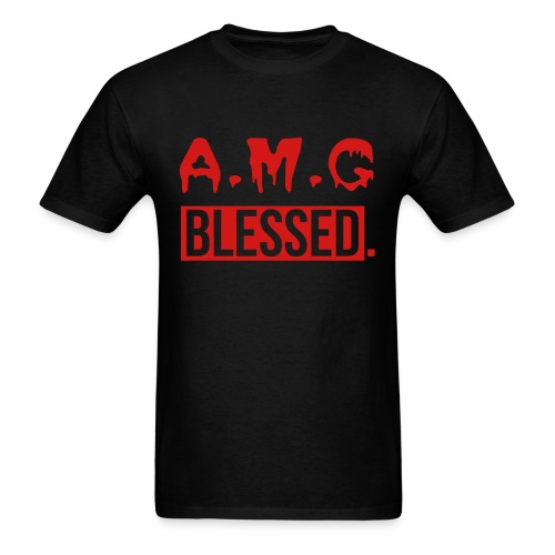 AMG Full Sleeve Mason T - Men's T-Shirt