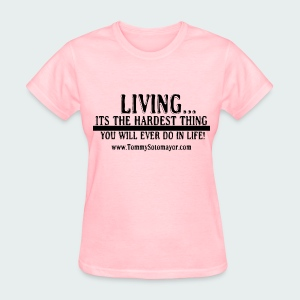 Living Ladies - Women's T-Shirt