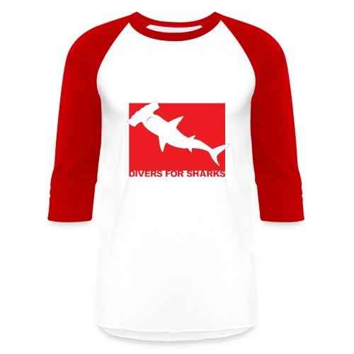 Iotti Back - Baseball T-Shirt