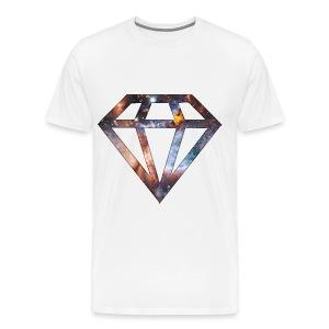 Galaxy Diamond - Men's Premium T-Shirt
