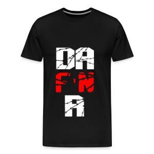 D-A-Effin'-R V.2 Tee - Men's Premium T-Shirt