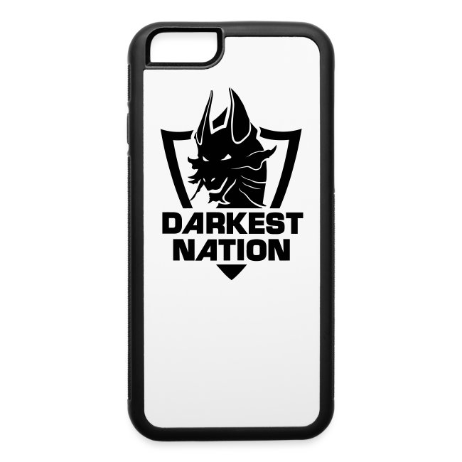 DN iPhone 6 Rubber Case