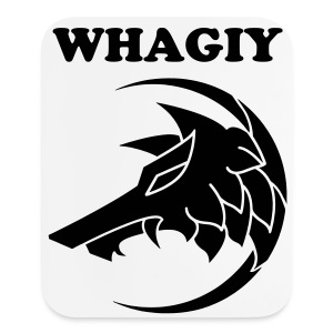 Whagiy Mouse Pad - Mouse pad Vertical