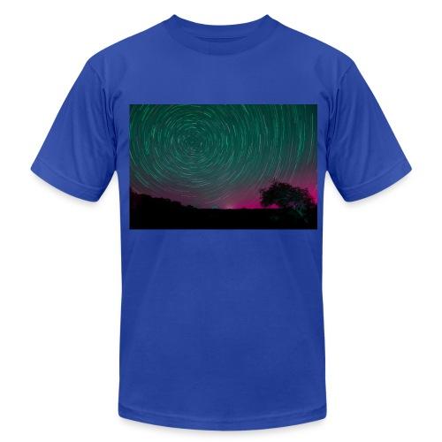 TRIPPY STARS TEE (MENS - Men's Fine Jersey T-Shirt
